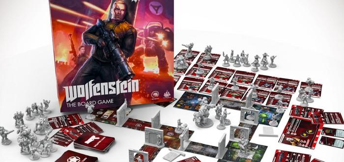 Анонсирована настольная игра по Wolfenstein