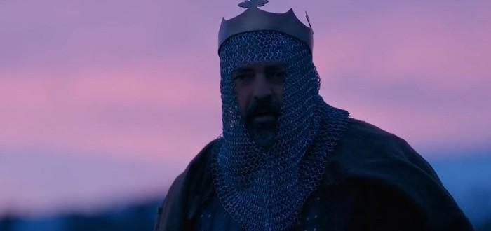 Энгус Макфадьен в трейлере исторического фильма Robert The Bruce