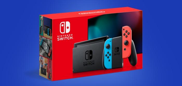 EMEAA-чарт: Switch — самая продаваемая консоль января