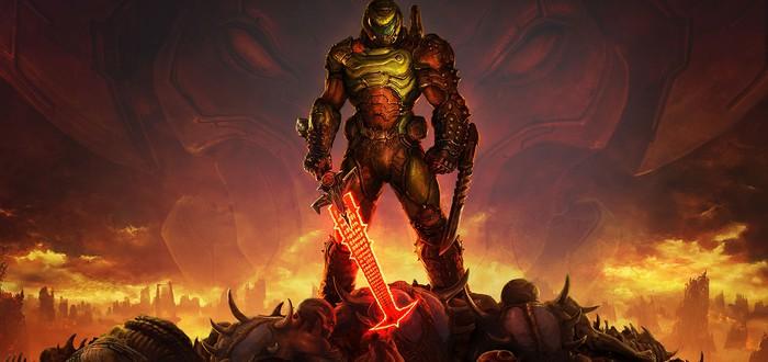Doom Eternal может работать с частотой 1000 fps, если ваше железо позволит