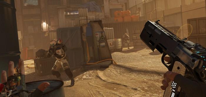 Две локации из Half-Life: Alyx уже доступны для исследования