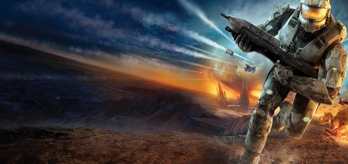Экспонаты музея Halo студии 343 Industries