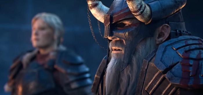 """В темное сердце Скайрима — геймплейный трейлер дополнения """"Мрачная буря"""" для The Elder Scrolls Online"""