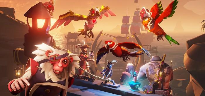 Сюжетная миссия, разные снаряды — что ждет игроков Sea of Thieves в апдейте Heart of Fire