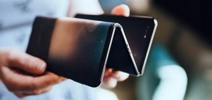 TCL показала рабочий прототип складывающегося втрое планшета