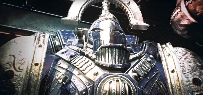 Первая часть фанатского сериала Warhammer 40,000: Death of Hope