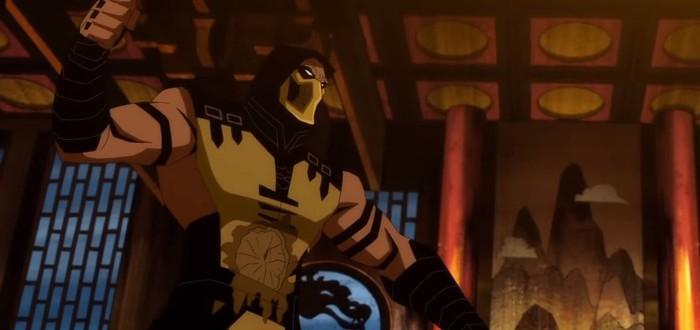 Ярость Скорпиона в новом трейлере Mortal Kombat Legends: Scorpion's Revenge