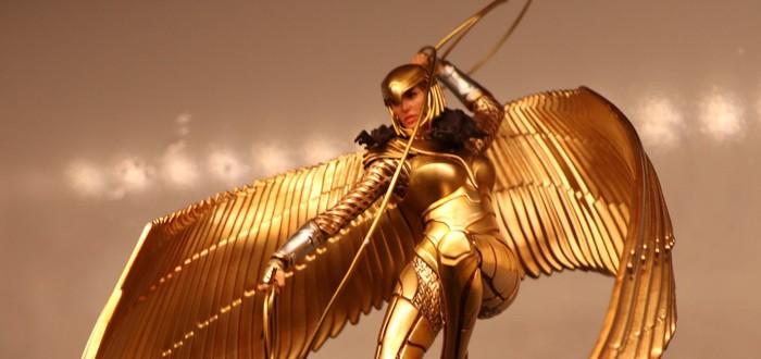Открылся предзаказ на статуэтки Чудо-женщины и Харли Квинн от Iron Studios