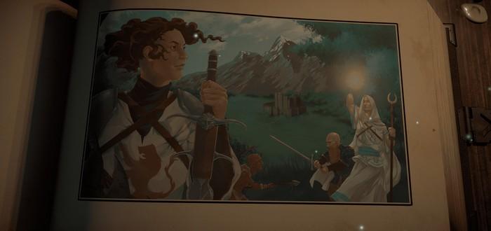 Команда приключенцев, подземелья и тактические бои в трейлере ролевой игры The Dark Eye: Book of Heroes