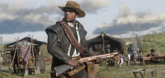 Игрок Red Dead Online первым в мире достиг тысячного ранга