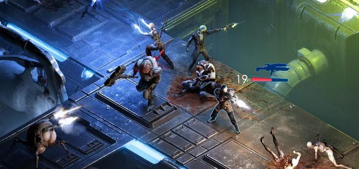 Разработчики Beautiful Desolation воссоздали Mass Effect 2, Doom и Dead Space в изометрии