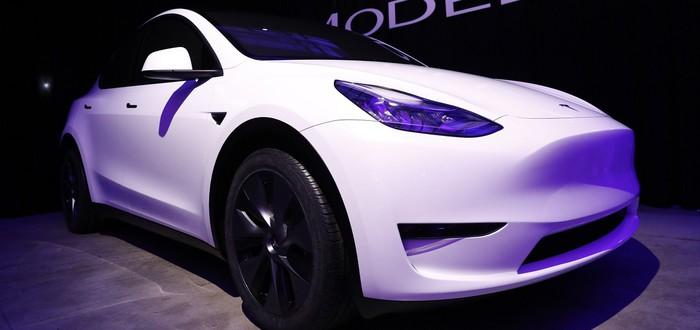 Двенадцать лет спустя Tesla выпустила миллионный электрокар