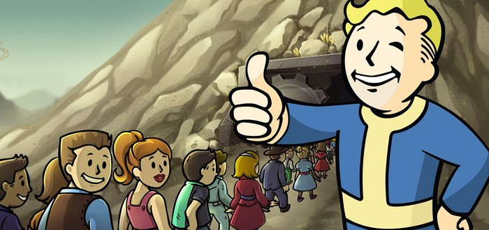Fallout Shelter Online выйдет вне Китая