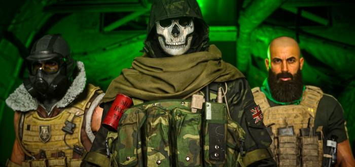 В Call of Duty: Warzone могут появиться команды по пять человек