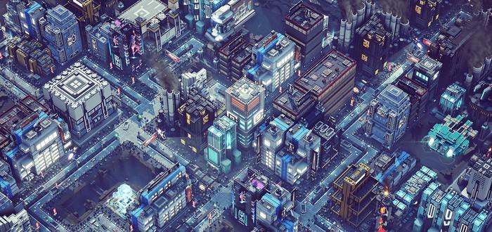 Добыча ресурсов, строительство колонии и обустройство зданий в геймплее стратегии Industries of Titan