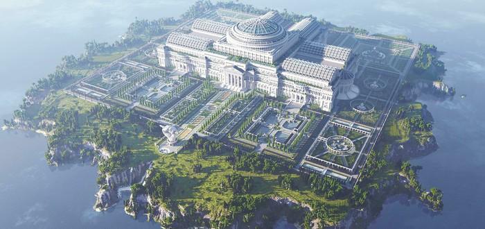 В Minecraft построили библиотеку со статьями, попавшими под цензуру
