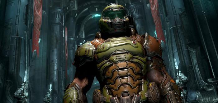 Релизный трейлер Doom Eternal с отзывами прессы