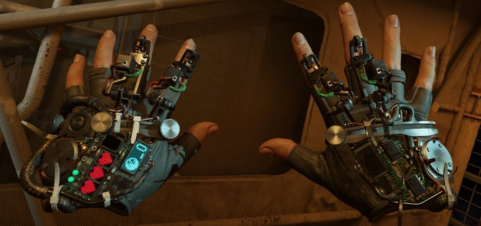 Разработчики Half-Life: Alyx рассказали о создании грави-перчаток