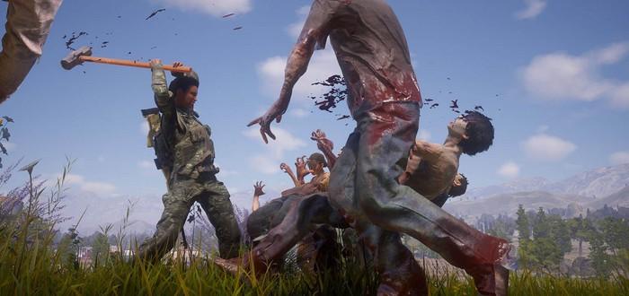 Выживание в мире зомби в релизном трейлере State of Decay 2: Juggernaut Edition