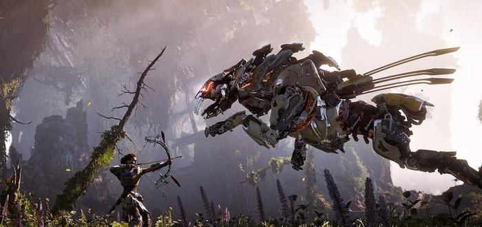 Первый скриншот Horizon: Zero Dawn на PC, игра будет поддерживать ультраширокие мониторы