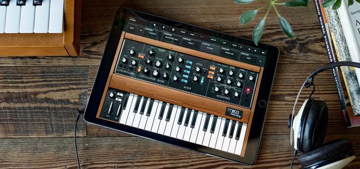 Коронавирус: Разработчики синтезаторов Moog и Korg сделали свои мобильные приложения бесплатными