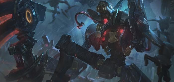Riot Games показала измененного Фиддлстикса из League of Legends