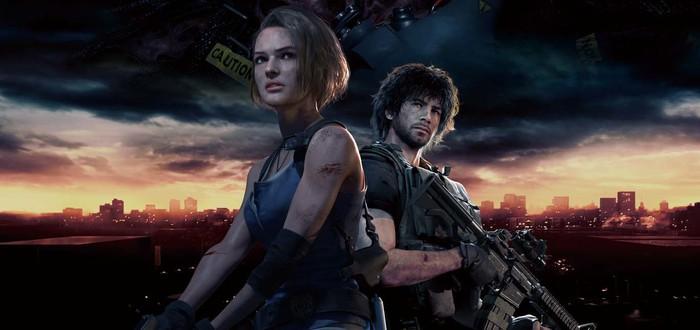 Слух: Демо ремейка Resident Evil 3 выйдет на этой неделе