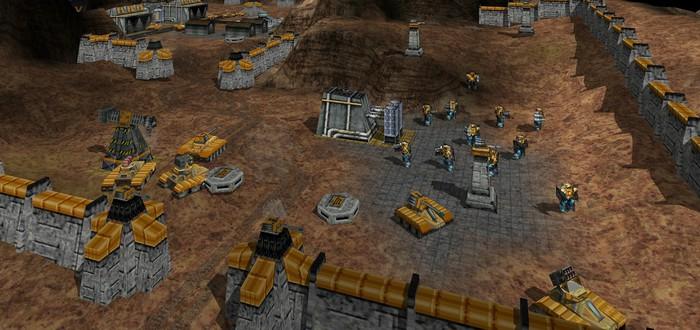 В Steam бесплатно доступна стратегия Warzone 2100