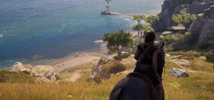 Анонсированы бесплатные выходные Assassin's Creed Odyssey