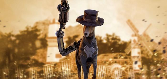 В Steam раздают шутер с козами Goat of Duty