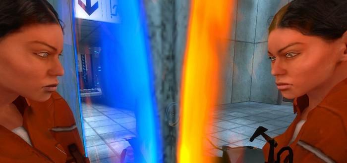 В Portal установили новый рекорд по спидрану