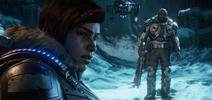 Digital Foundry сравнил Gears 5 на Xbox One X и Series X