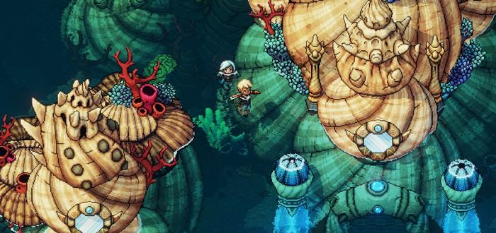 Разработчики The Messegner анонсировали ролевую игру Sea of Stars