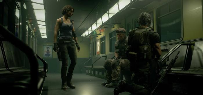 Демо ремейка Resident Evil 3 уже доступно в Steam