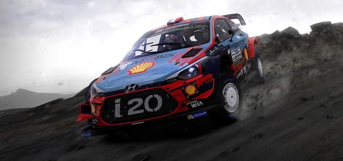 Nacon анонсировала WRC 9 для нынешнего и следующего поколений консолей