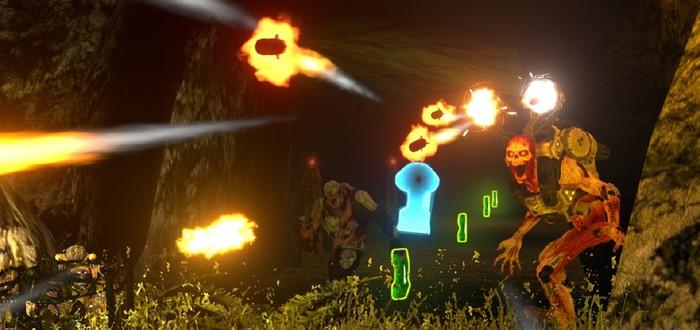 Моддер добавил фишки из Doom Eternal в Serious Sam Fusion