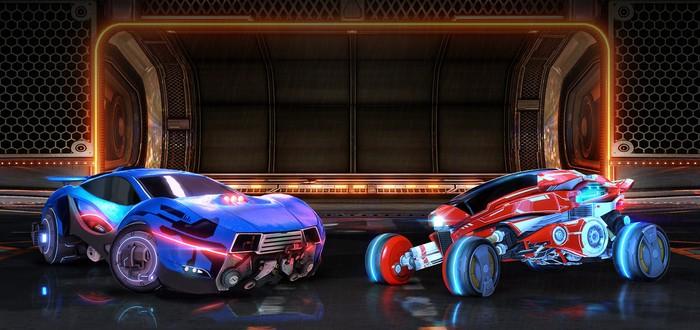 Шестой сезон Rocket League будет посвящен киберпанку