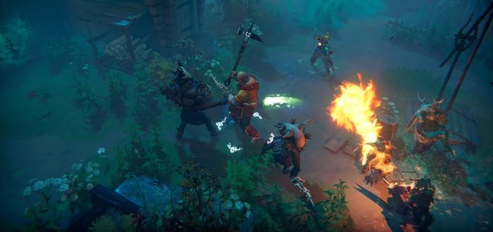 Обзорный трейлер тактической ролевой игры Iron Danger