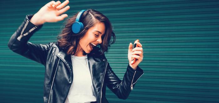 Коронавирус: прослушивание музыки снизилось более чем на 20%