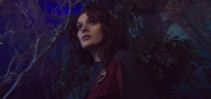 """Netflix показал официальный косплей Ренфри из сериала """"Ведьмак"""""""