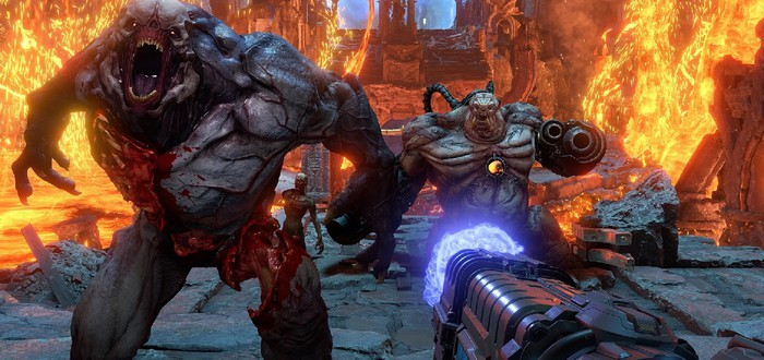 Steam-чарт: DOOM Eternal захватила лидерство