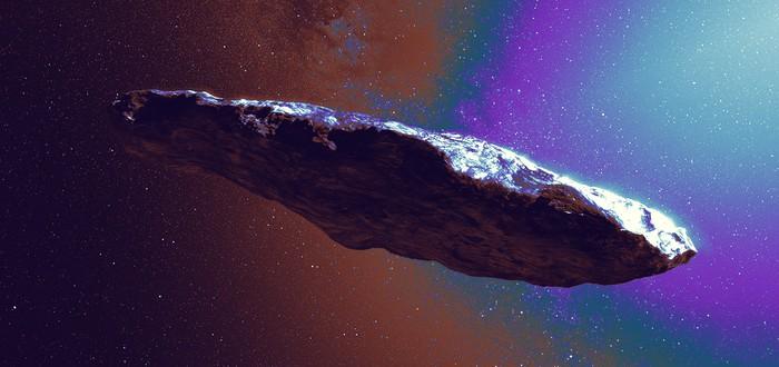 Группа ученых предлагает отправиться в погоню за межзвездным объектом Oumuamua