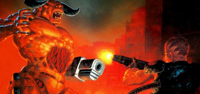 Энтузиаст представил DOOM в виде сурвайвал-хоррора из 90-х