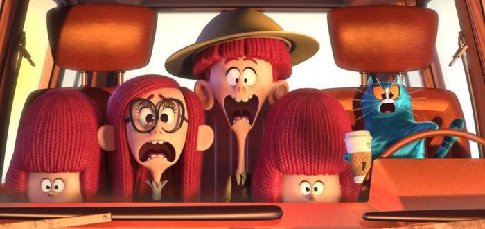 """Первый трейлер мультфильма The Willoughbys от режиссера """"Облачно, возможны осадки: Месть ГМО"""""""