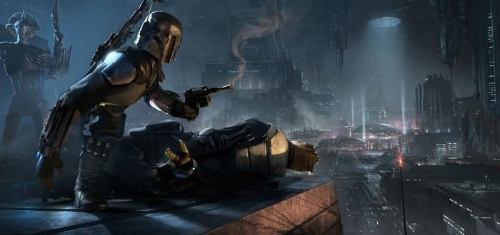Утечка: Скриншот из отмененной Star Wars 1313