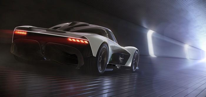 """Джеймс Бонд будет ездить на Aston Martin Valhalla в """"Не время умирать"""""""