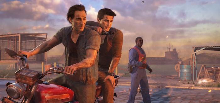 Утечка: Подписчики PS Plus в апреле получат Uncharted 4 и Dirt Rally 2.0