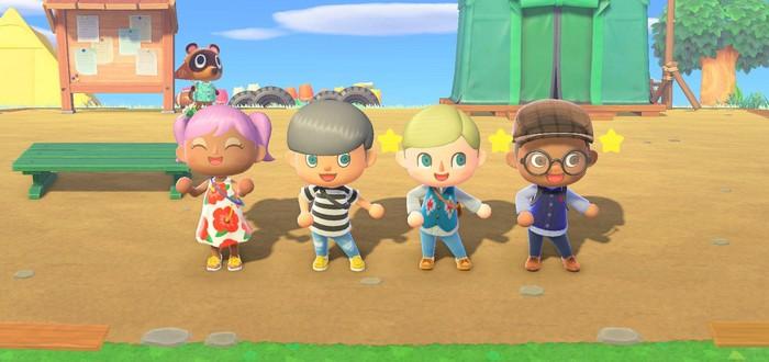 Animal Crossing: New Horizons подверглась ревью-бомбингу