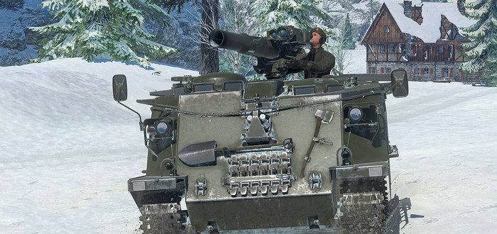 """Для War Thunder вышло обновление """"Ярость викингов"""" с шведской бронетехникой"""