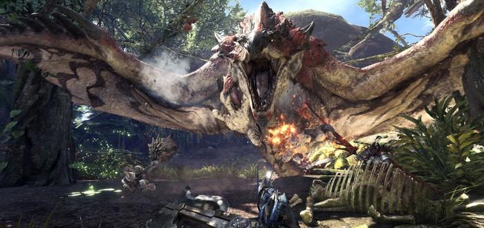 На PS4 пройдут бесплатные выходные в Monster Hunter: World